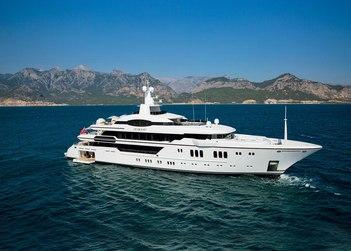 Irimari yacht charter in West Mediterranean
