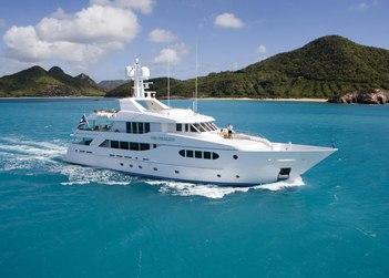 Perle Bleue yacht charter in Saint Martin