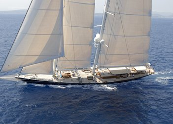 Athos yacht charter in Windward Islands