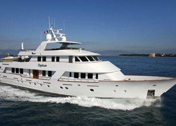 Daydream yacht charter in Norway