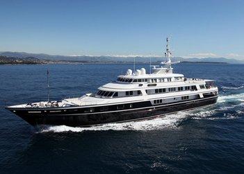 Virginian yacht charter in Montenegro