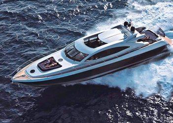 Moksha yacht charter in Miami