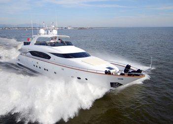 Cudu yacht charter in Barbados