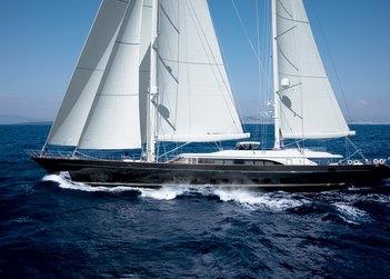 Panthalassa yacht charter in Nafplion