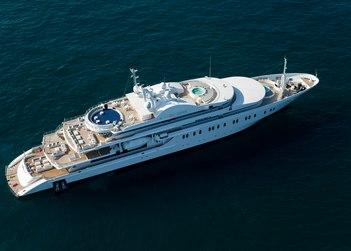 Moonlight II yacht charter in Abu Dhabi
