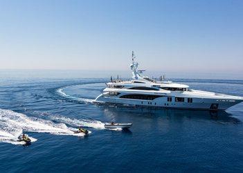 Ocean Paradise yacht charter in Portofino
