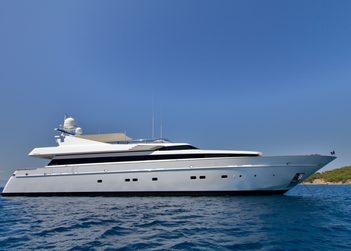 Mabrouk yacht charter in Croatia