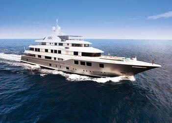 Baton Rouge yacht charter in Sardinia