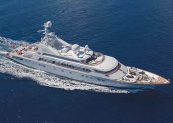 Grand Ocean yacht charter in Capri