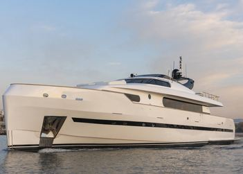Project Steel yacht charter in Sporades