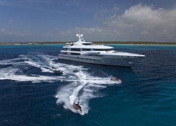 Ventum Maris yacht charter in Leeward Islands