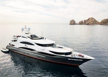 Tsumat yacht charter in Bahamas