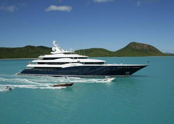 Amaryllis yacht charter in St Vincent and the Grenadines
