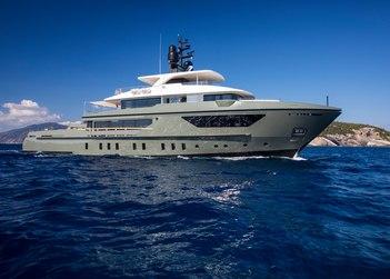 Moka yacht charter in Spain
