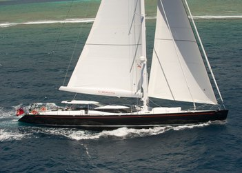 Bliss yacht charter in New Caledonia