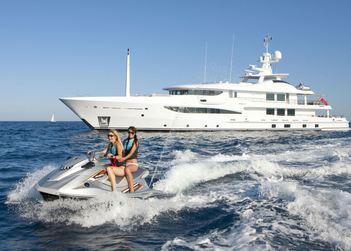 Spirit yacht charter in Montserrat
