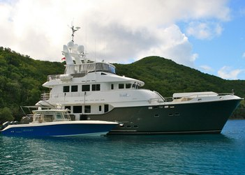 Vega yacht charter in South America