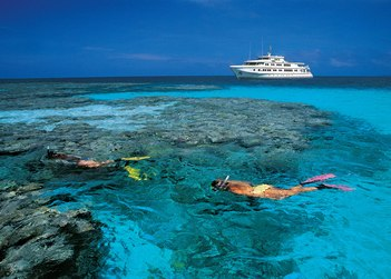 True North yacht charter in The Kimberley