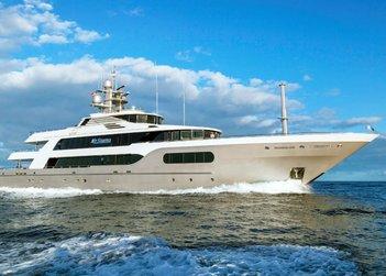 My Seanna yacht charter in Windward Islands