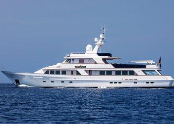 Monaco yacht charter in Barbados