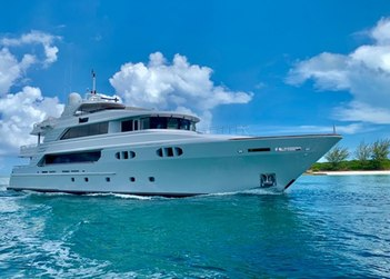 Far From It yacht charter in Bermuda