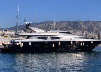 Elvi yacht charter in Cyclades Islands