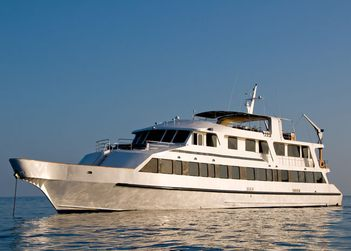 Integrity yacht charter in South America