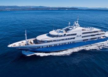Queen Miri yacht charter in Arabian Gulf
