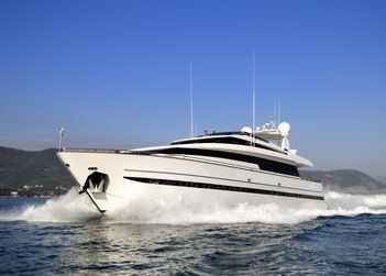 Aria yacht charter in Sicily