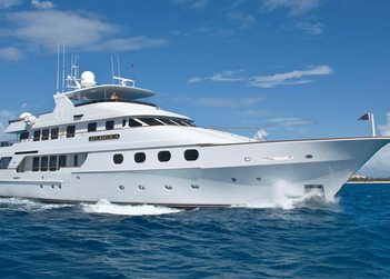 Queen D yacht charter in Puerto Rico