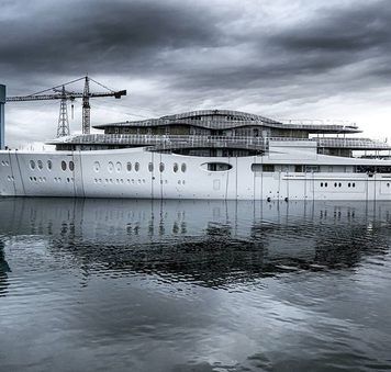 Video: Feadship's largest yacht to date sees technical launch