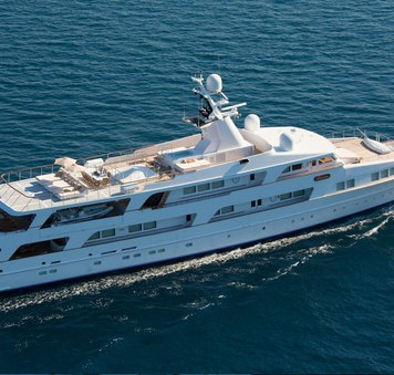 Superyacht 'Illusion I' offers unique opportunity for yacht charter in the Red Sea