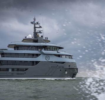 ragnar yacht delivered