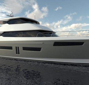 Luxury motor catamaran 'Rua Moana' available for New Zealand yacht charters