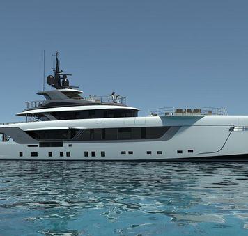 luxury charter yacht geco