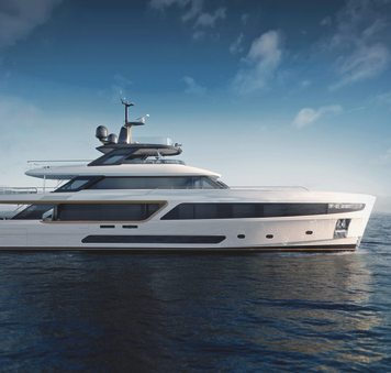 Brand new: 37m Benetti yacht KOJU now available for Caribbean charters