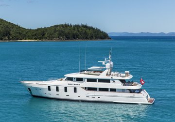 Silentworld yacht charter in New Caledonia