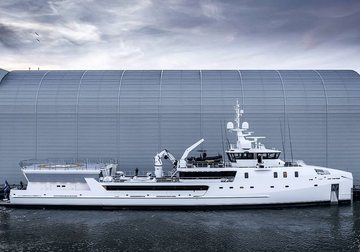 Game Changer yacht charter in North America