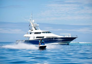 Ultimate Lady yacht charter