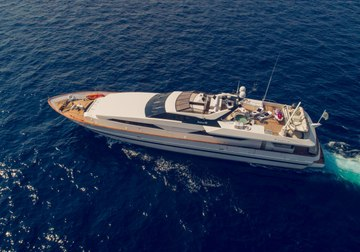 Andrea yacht charter in Dodecanese Islands