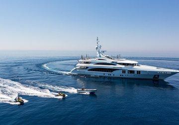 Ocean Paradise yacht charter in Nice