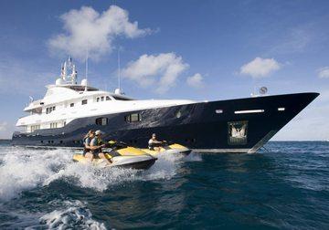 Odessa yacht charter in Portofino