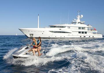 Spirit yacht charter in Maldives
