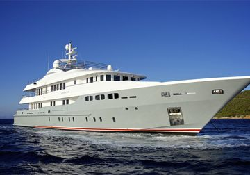 O'Ceanos yacht charter in Cyclades Islands