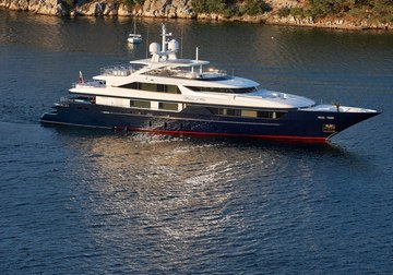 Reve D'or yacht charter in Montenegro
