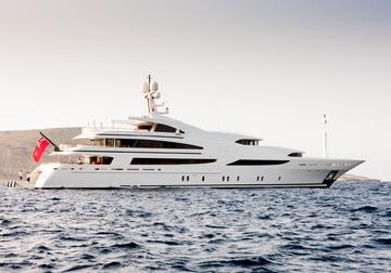 St David yacht charter in Monaco