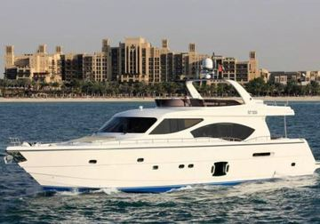 Lady Bella yacht charter in Arabian Gulf