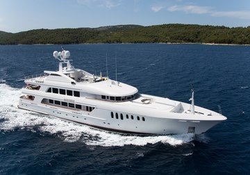 Mustique yacht charter in Croatia