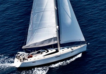 Shooting Star yacht charter in Greece