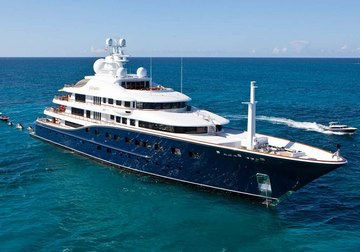 Aquila yacht charter in Bahamas